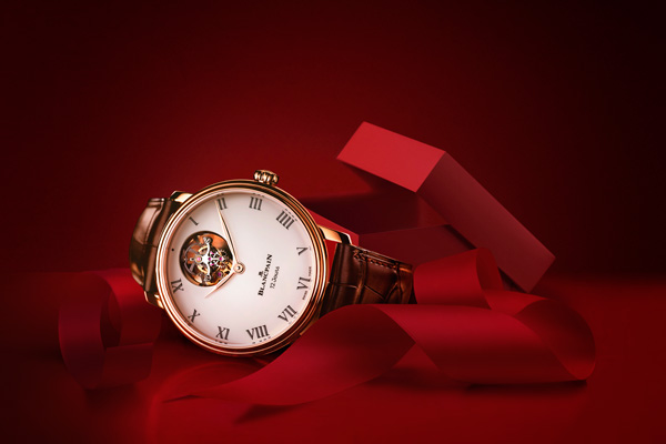 Blancpain宝珀甄选两款经典腕表献礼圣诞节