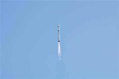 陆地勘查卫星发射 卫星主要用于开展陆地资源遥感勘查