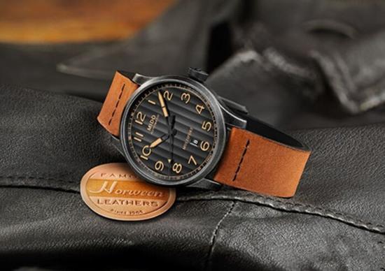 美度表推出全新Multifort Escape经典复古腕表