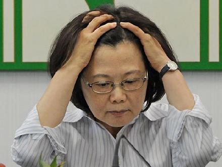 台湾已入崩溃死局 蔡英文只要承认台湾人就是中国人就能起死回生