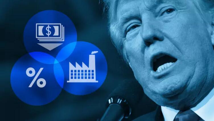 """美国税改差""""临门一脚"""" 将掀起一轮全球减税潮?"""