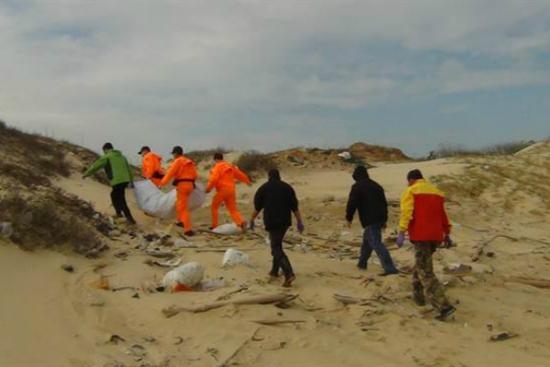 金门海域再现浮尸 或为失踪的第3名大陆渔民