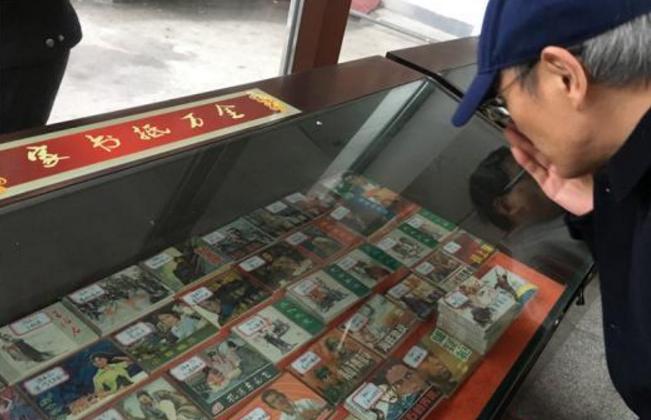 连环画热潮来袭 黑白线条勾勒出几代中国人的童年记忆