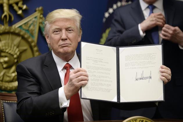特朗普旅行禁令被通过 这也是最高法院第一次!