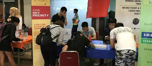大陆包机接印尼旅客 台湾旅客则自助回国还要付部分费用