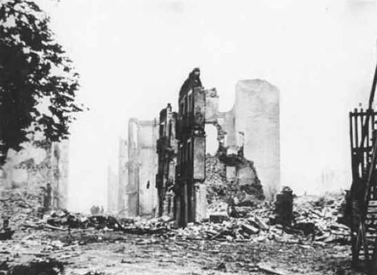 震惊世界的十大空袭 足以摧毁文明