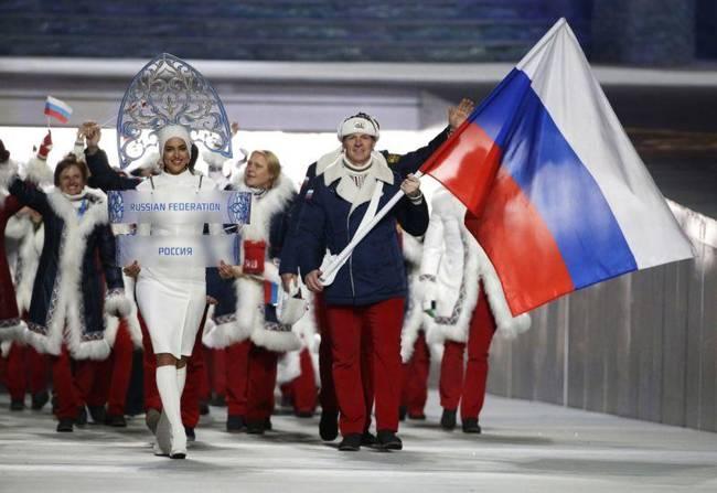 俄罗斯被禁2018年冬奥会 俄罗斯国旗将不会在冬奥会的任何地方被展览