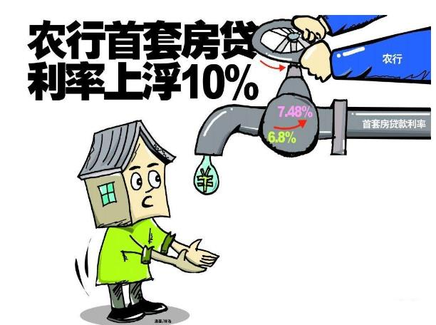 明年,房贷利率要松绑?没戏:买房会更难,利率还会涨