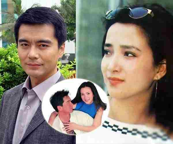 何晴和许亚军离婚后嫁给他 竟然是男演员廖京生!