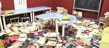 两熊孩子大闹书店 网友:父母真该先反思