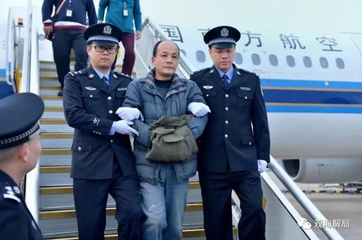红通周骥阳归案 因涉嫌合同诈骗1亿多元而被通缉