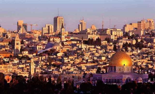 特朗普将承认耶路撒冷为以色列首都 这意味着什么?
