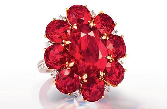 最接近太阳气质的宝石:红宝石 只有智慧的价值能超过它