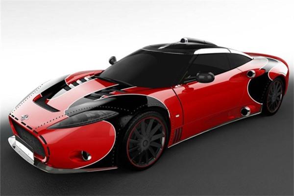 世爵将推C8 Aileron LM85特别版车型 限量制造3台