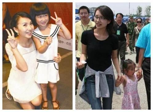 陈好两个女儿的近照曝光 看起来更像爸爸多一点!