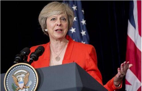 梅姨后院起火危机蔓延 英国政府或在退欧僵局下垮台?