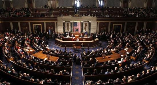 美国税改议案启动正式谈判 期待最终法案圣诞前通过