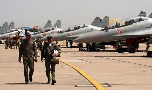 印无人飞行器侵入中国领空 中国军方表示强烈不满