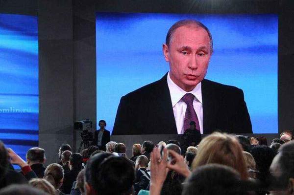 普京将参加俄总统大选 动机是提高国家民众的生活水平未来目标更加明确