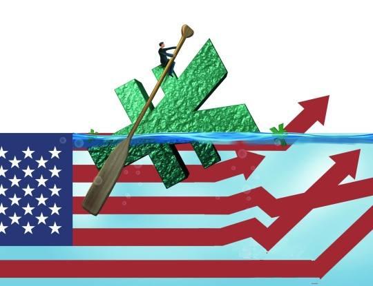 """人民币对美元汇率""""魔咒""""附身 美元走势增加变数!"""