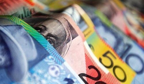 第三季度GDP数据公布 澳元跌破0.76关口!