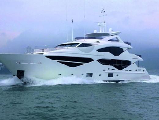 Sunseeker出席戛纳游艇展示会 系列产品获业内好评