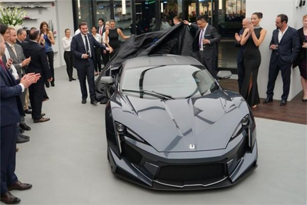 W Motors发布芬尼尔SuperSport量产版 售价927.29万元