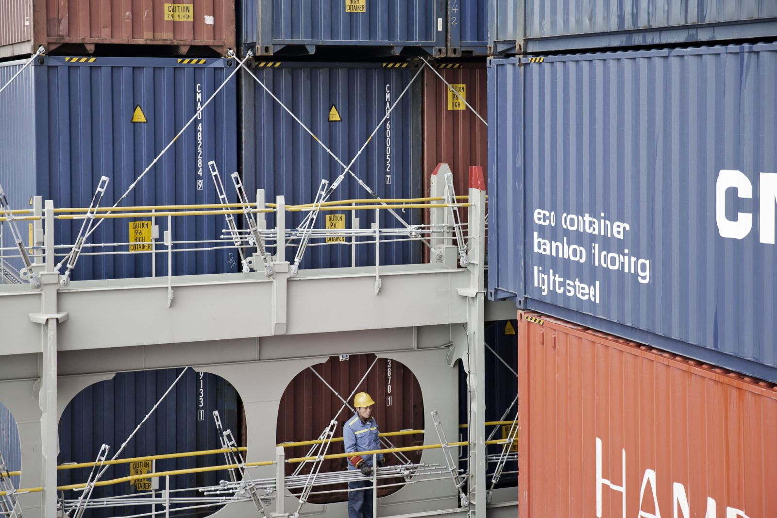 中国11月进出口数据传捷报 双双高于预期