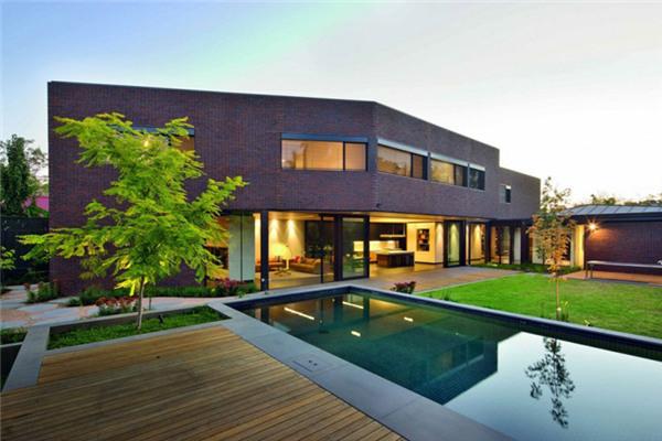 伊丽莎白街豪宅:一个大家族生活所需的美丽家园