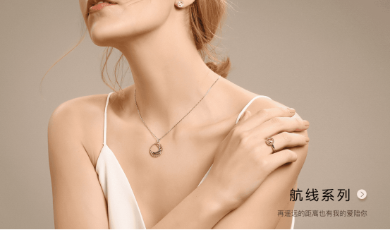JHM银饰航线系列:距离再遥远 思念与爱恋永远交织在一起