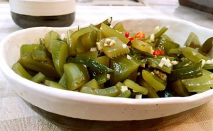 常吃海白菜可补充营养与水分