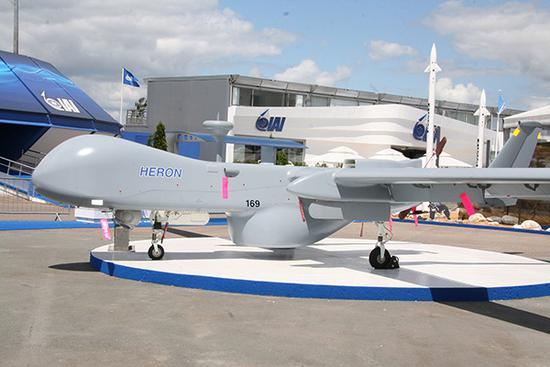 印媒公开侵中方领空无人机型号:技术原因失控乱飞?