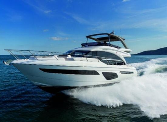 公主推出全新62英尺游艇 奢华风格无与伦比