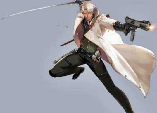 《地下城与勇士》再添新职业 一手拿枪一手拿剑