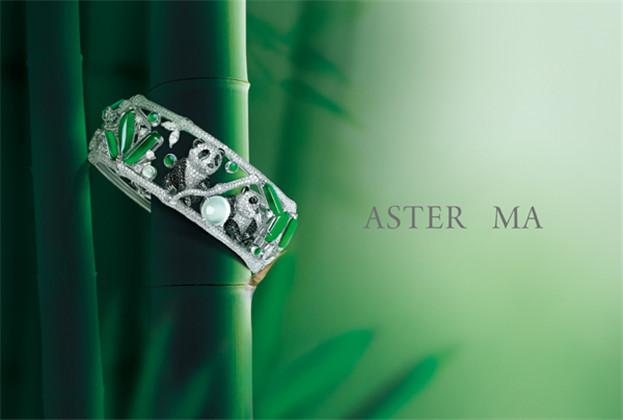 用爱传递最真实的情感:ASTER MA高级珠宝定制作品赏析