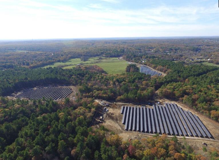 早在2013年,美国居民个体太阳能项目将达到40万个,发电量将达到10gigawatt。