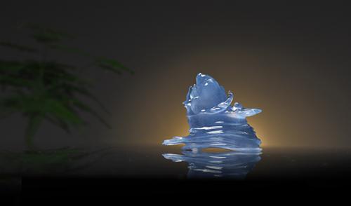 从一块石头看人间百态 东方神韵万象系列翡翠珠宝陪你观世界