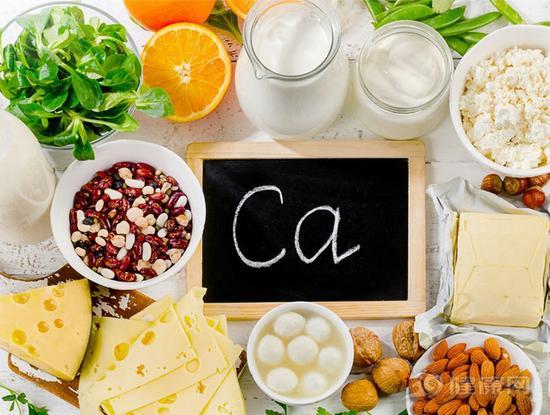 减肥时多吃这些补充营养元素