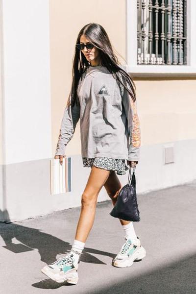 2018服装流行趋势前瞻 运动鞋仍是你摆脱不了的宿命