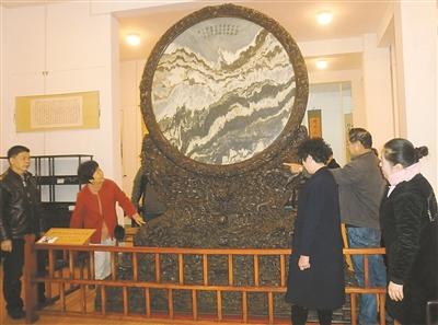 大明堂收藏馆免费开放 收藏各类藏品2000多件
