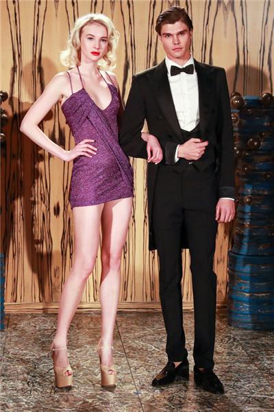 La Perla发布服装品牌2018早秋系列时尚型录
