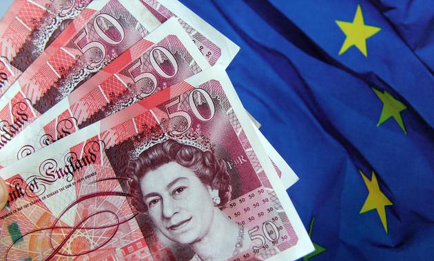 英镑兑美元命运如何?就看这两件大事了!