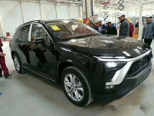 蔚来名车品牌ES8低配版车型将面世 售价40万元起