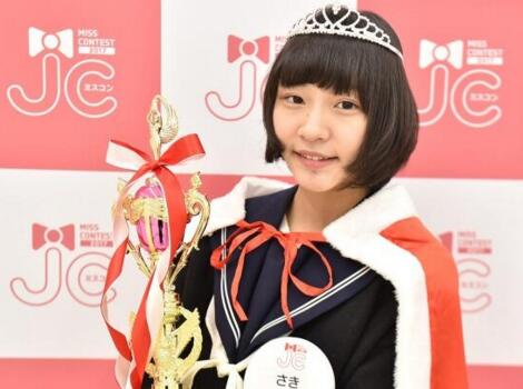 2017日本最可爱初中生诞生 审美果然不一样!