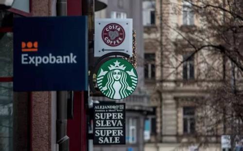 星巴克全球同店销售额增长3% 中国市场在该指标增长7%