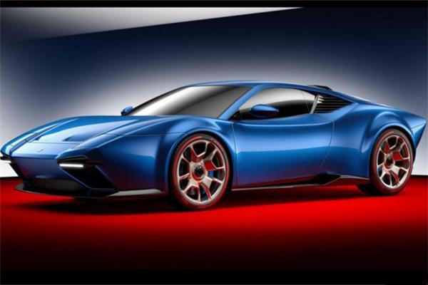 Ares Design全新定制Panther官图发布 与Huracan同平台