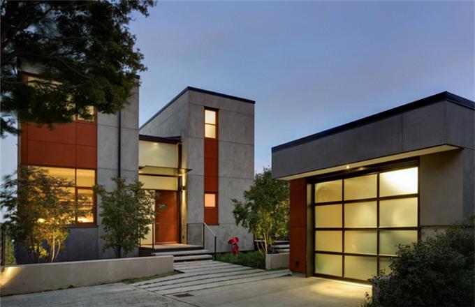 国会山豪宅:集成一系列可持续发展系统的私人住宅