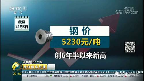 钢价涨破5200!上涨的主要原因有哪些呢?