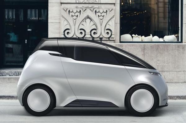 Uniti名车品牌发布全新城市电动汽车 预计2019年上市