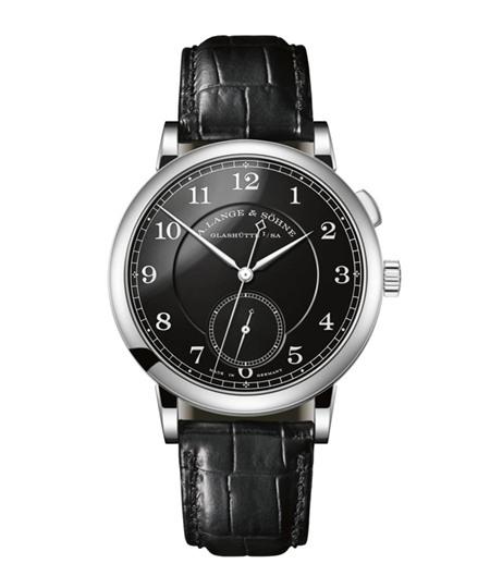 朗格推出全新1815纪念瓦尔特·朗格特别版精钢腕表
